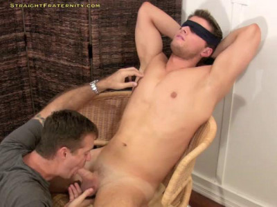 Stud Leon Agrees To A Hazing Vid & Gets A Hot Bj