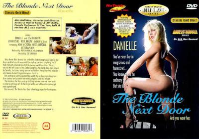 Description The Blonde Next Door