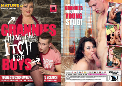 Grannies Have An Itch For Boys 2019 full hd