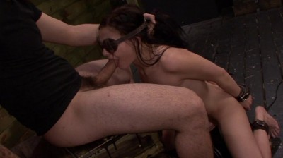 Nikki Bell's Slave Training Continues with More Bondage