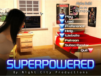 SuperPowered + Cheat Modes [New Version 0.38.00]