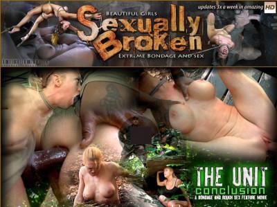 The Unit – The Conclusion. A Full Feature BaRS Presentation Amazing Bondage Brutal Sex