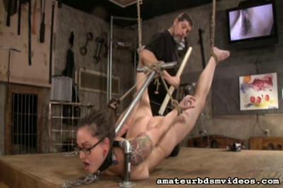 Amateur BDSM Orgasm