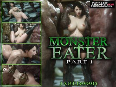 Description Monster Eater Vol.01