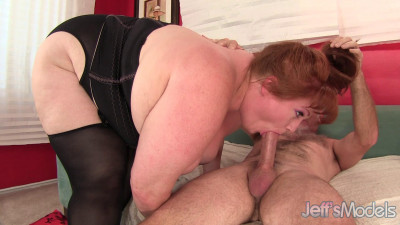 Julie Ann More - Julie Sits On Cock