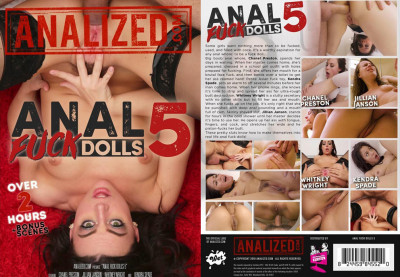 Anal Fuck Dolls part  5 (2019/1080p)