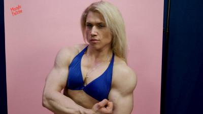 Description Female Bodybuilder Dreamboat!- Julia Foery - Full HD 1080p