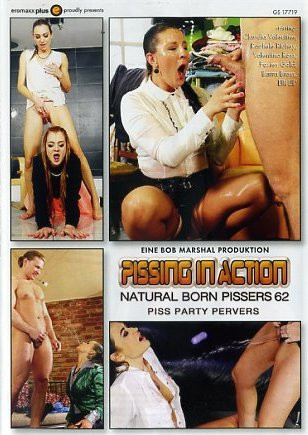 Pissing In Action Natural Born Pissers 62 (2017)