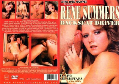 Porno Superstars of the 80s: Rene Summers Collection