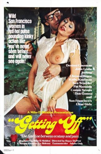 Description Getting Off (1979) - Desiree Cousteau, Serena, Crystal Royce