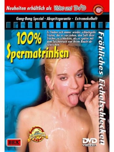 Prozent spermatrinken frohliches eichelschlecken (De)