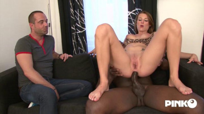 Married Couple With A Great Desire For Black