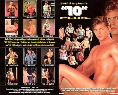 10 Plus Inches (1992) — Jeff Stryker, B.J. Slater, Chance Caldwell