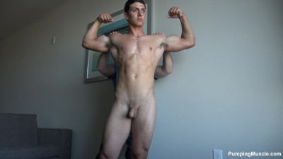 Pumping Muscle Chase O Photo Shoots 1 and 2 FHD