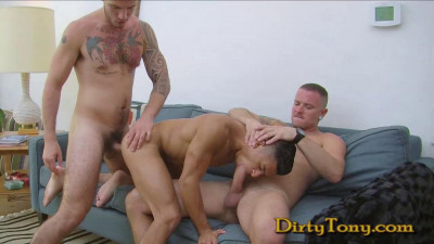 Armond Rizzo's Wet and Raw DP (Armond Rizzo, Max Cameron, Cam Christou)