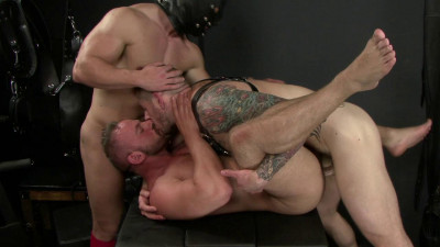 Description Samuel Colt, Harley Everett and Mr X