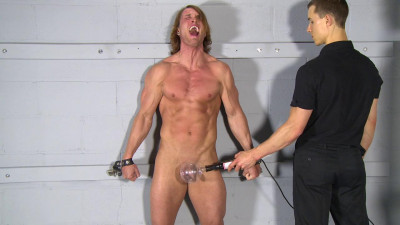 Dream Boy Bondage - Chris Part 2 - Cock Shock