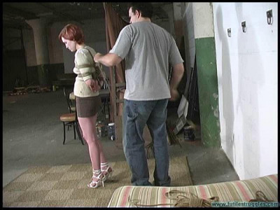 Amanda Being Tied – BDSM,Humiliation,Torture HD 720p