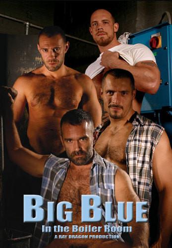 Description Big Blue In the Boiler Room