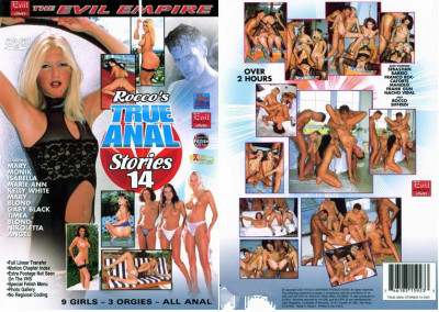 Rocco's True Anal Stories vol.14