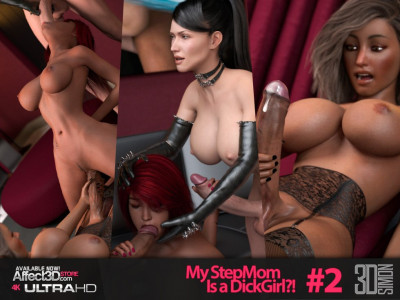 Description My Step Mom Dick Girl part 2