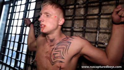 RusCapturedBoys - Slava - The Prisoner of War - Part II