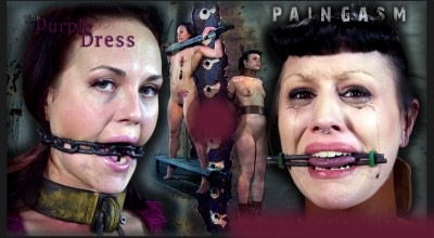 Infernalrestraints - Dec 28, 2012 - The Purple Dress 2 - Josi Valentine - Katharine Cane
