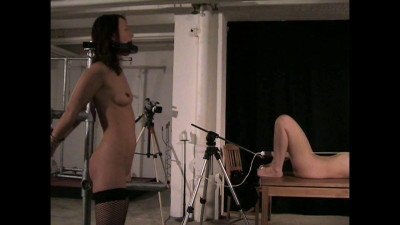 The lesson continues – Yvette and Dominika – HD 720p