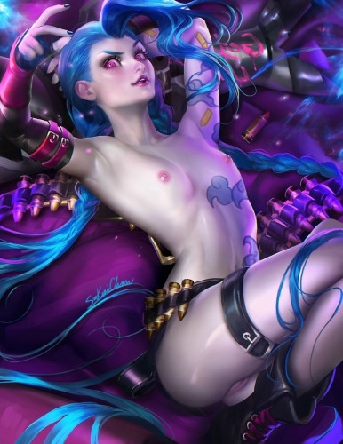 Description Jinx (League of Legends) assembly