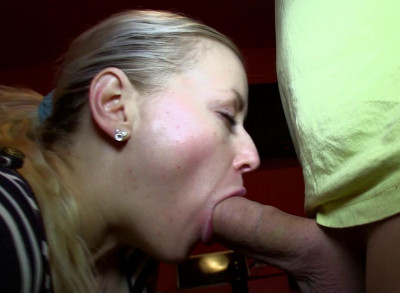 Description Hot Blonde Girl Showed Her Beautiful Big Tits and Fucked Him As Well