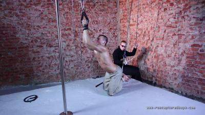 "Novel Assemblage Sole Most good Showy BDSM ""RusCapturedBoys."" - 50 exsclusiv clips. Piece 5."