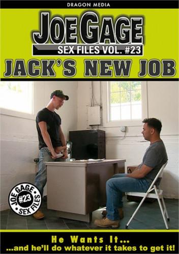 Joe Gage Sex Files Vol.23 - Jack's New Job