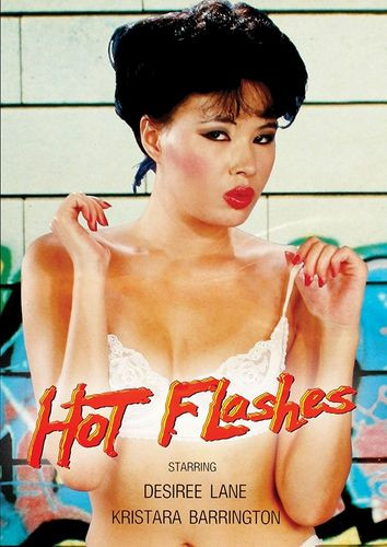 Description Hot Flashes(1984)- Desiree Lane, Kristara Barrington, Nicole Blanc