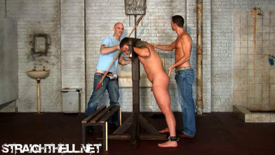Best Collection Gay BDSM Straight Hell 2007 only exclusiv 43 clips. Part 1.