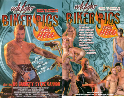 Wildcat Productions – Biker Pigs From Hell (1998)