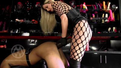 Mistress Nikki Whiplash - Taking Bam's Full Length
