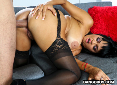 Gaby Garcia - Lost Monsters Anal With A Big Ass (2018)