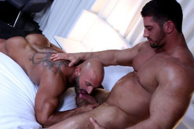 Clash Of Titans - Christian Power And Max Chevalier