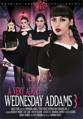 Description A Very Adult Wednesday Addams Vol 3