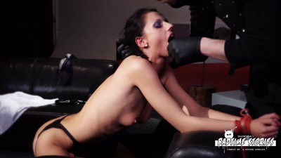 Hot German Slave Babe July Sun Gets Tied & Tortured In Intense BDSM PT 1