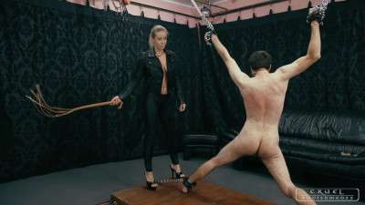 Cruel Punishments - Anette Is Brutal In Every Way Part 1-3