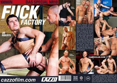 Cazzo Film – Das Spezial Part 10: Fuck Factory (2012)