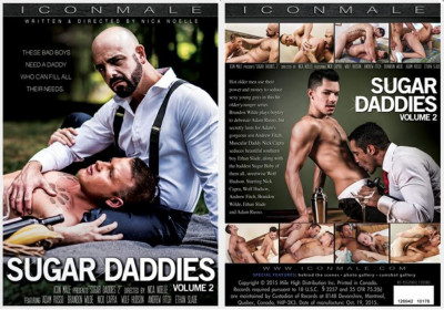 IconMale - Sugar Daddies Vol.2 (360p)