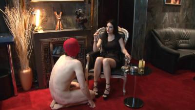 Mistress Blackdiamoond and Femdom part 6