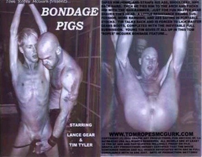 Description Grapik Art Productions - Bondage Pigs