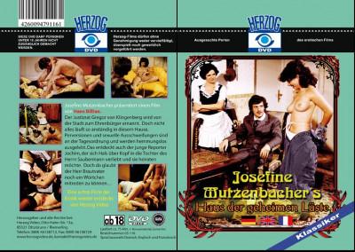 Description Josefine Mutzenbacher's Haus Der Geheimen Luste (1979)