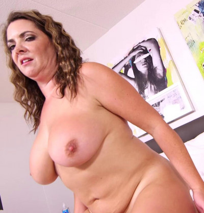 Jacky - Perfect busty MILF who loves anal FullHD 1080p