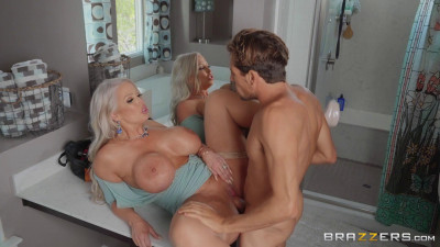 Alura Jenson – Draining The Plumber Cock