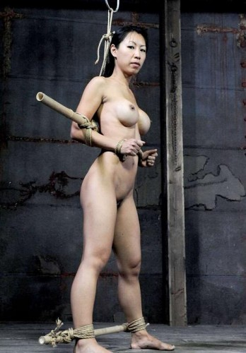Chinese BDSM Diva In Hot Porn