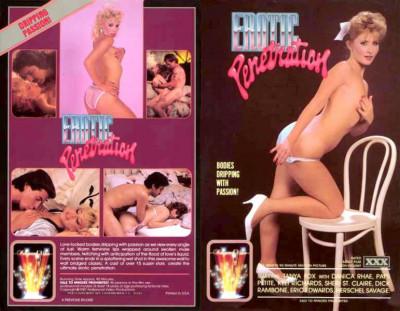 Erotic Penetration (1986) - Ginger Lynn, Kristara Barrington